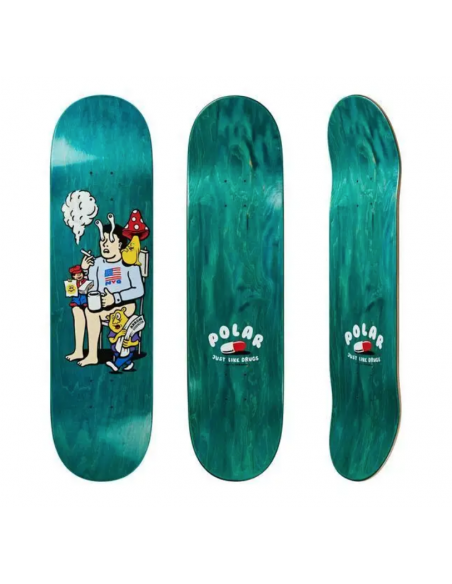 Isle Skateboards Grid series Paul Shier 8.25