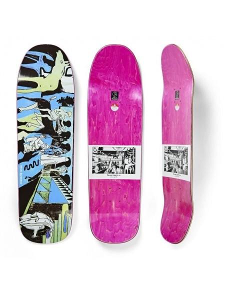 Magenta Skateboards Banana Bag Navy
